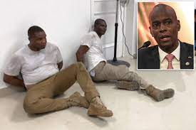 Americans detained in Haiti ...