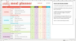 007 Pregnancy Diet Spreadsheet Template Excel Ideas Meal