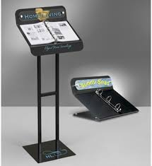 Display Binders With Stand Show Catalog Display 21