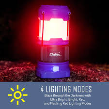 Red Light Camping Lantern Orion Xl Rechargeable Led Camping Lantern And Power Bank