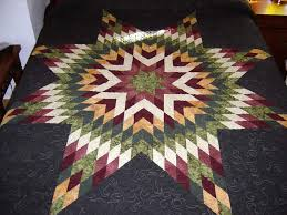 Native American Quilt Patterns Free | make a quilt in no time with ... & Native American Quilt Patterns Free | make a quilt in no time with this easy  star Adamdwight.com
