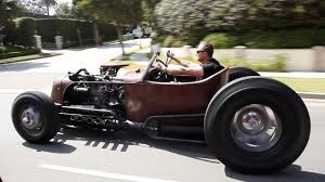 satan s rat rod 1931 ford big muscle youtube