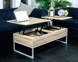lift top coffee table rustic modern storage coffee table ideal modern lift top coffee hugh java
