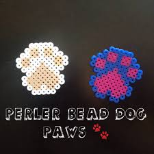 Perler Bead Dog Pattern