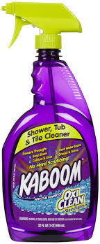 Kaboom Shower Tub Amp Tile Cleaner 978636 Reviews Viewpoints
