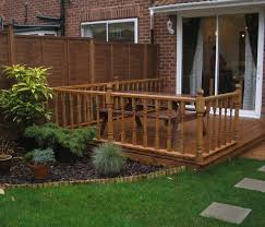 Small Picture Beautiful Garden Design Decking Ideas Irresistible Solutions For