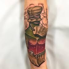 Vincent Zattera Diamond Tattoo