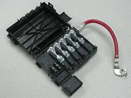 high voltage power fuse box power distribution center fits new original volkswagen audi fuse box battery terminal 1j0937617d