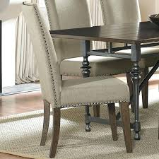 nailhead dining chairs dining room. Liberty Furniture Ivy Park Upholstered Side Chair With Nail Head Nailhead Dining Chairs Room N