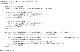 Bluetooth Gatt How To Design Custom Services Characteristics