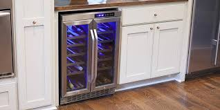 built in wine cabinet. Delighful Cabinet BuiltIn Wine Cooler Inside Built In Cabinet I