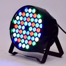 aliexpress com disco lighting equipment led par 54 3w rgbw dj par64 stage light dmx controller for dancing lighting show party from reliable dmx