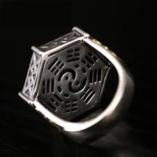 skills old silversmith 100 925 silver old nine door with male personality the buddha ring with william ring opening ring in rings from jewelry