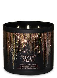 Into the Night 3-Wick Candle | Bath & Body Works