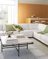 Vice Versa Leather Modular Living Room Furniture Collection with