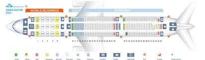 Delta Airlines Airbus A333 Seating Chart Klm Fleet Airbus A330 300 Details And Pictures