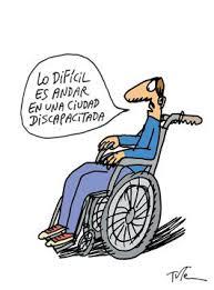 Resultado de imagen de accesibilidad en los edificios públicos de Andalucia