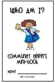 24 Best Preschool Community Helpers Images On Pinterest Community