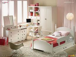 Amazing Chic White Kids Furniture Girls Bedroom Style Catpillow Co ...
