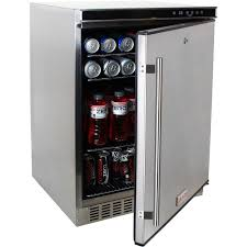 Cool Drink Fridge Amazoncom Blaze Blz Ssrf 50d Outdoor Rated Stainless 24 In