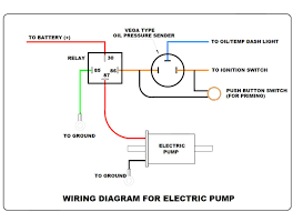 wiring diagram for a pump relay the wiring diagram electric fuel pump relay wiring vidim wiring diagram wiring diagram