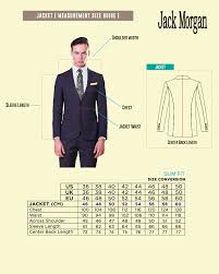 Jackets Size Guide Jack Morgan Size Guide A Brands