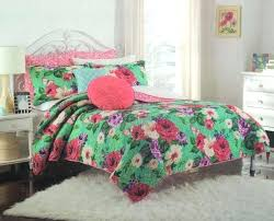 cynthia rowley quilt french country roses erfly full queen quilt coverlet new cynthia rowley bedding white