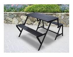 Panca Per Sala Da Pranzo : Panca tavolo da esterno set birreria panche pieghevoli in