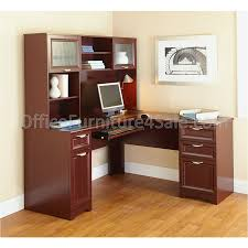 picture of realspace magellan collection 60 l shape plus hutch