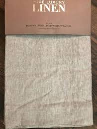 pure luxury linen natural pure luxury bed