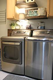 Washer And Dryer In Kitchen 17 Best Ideas About Washer And Dryer On Pinterest Small Laundry