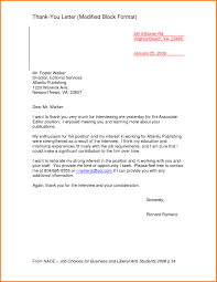 Application Letter Using Modified Block Style Free Resume Cover
