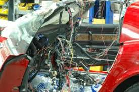 1972 corvette scarlett project car dash wiring harness installation 1972 corvette scarlett project car taming the rat s nest