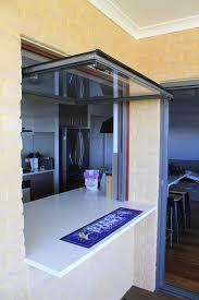 glass garage doors kitchen. Gas Strut Servery Window Glass Garage Doors Kitchen N
