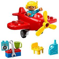<b>Конструктор LEGO Duplo</b> 10908 <b>Самолёт</b> - отзывы покупателей ...