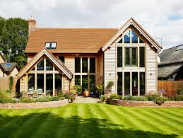 self build timber frame homes google search