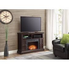 whalen a fireplace console for tvs up to 55 multiple colors com