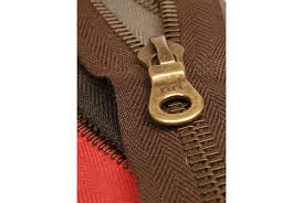 replacement brass zips for men s leather jackets