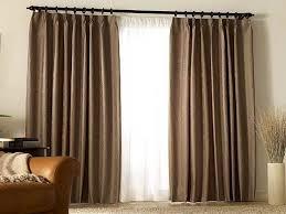 sliding glass door curtain ideas for bay window treatments inside designs 8
