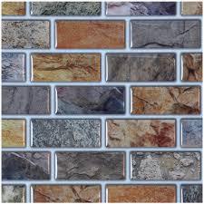 bathroom backsplash tiles. Art3d 12\ Bathroom Backsplash Tiles S