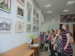 Выставка дипломных работ учащихся ДШИ №
