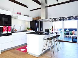 kitchen wallpaper ideas bq extraordinary modern loft full size of