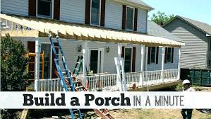 how to cover a porch front porch ideas building a front porch roof with