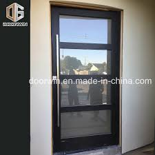 china entry entrance door with oak wood frame and glass insert china multi lock doors oval glass entry door