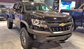 Chevy Colorado ZR2 makes Canadian debut at Calgary auto show