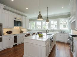 Green And Grey Kitchen Grey Kitchen Colors With White Cabinets Green White Wall Paint On