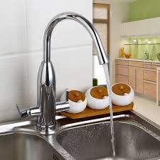 Torayvino New Design Faucet Chrome Water Purifier 360 Degree Swivel