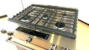 kitchenaid gas cooktop 30 downdraft 36 inch stove with vent kitchen delightful