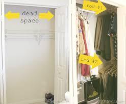 closet dead space