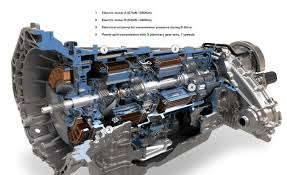 a 2nd look at the 2 mode hybrid it could have saved more gas bmw s version note the awd transfer case